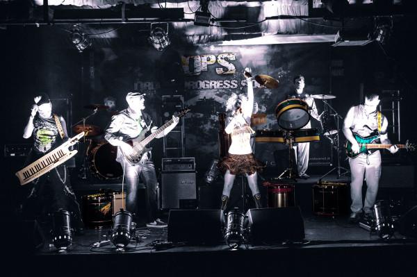 ops band musica afro brasiliana live